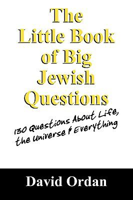 The Little Book of Big Jewish Questions 9781432711405