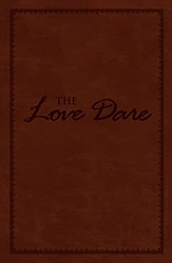 The Love Dare - Simulated Leather 9781433679605