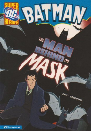 The Man Behind the Mask 9781434217301