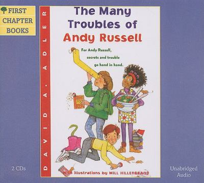 The Many Troubles of Andy Russell 9781430104780