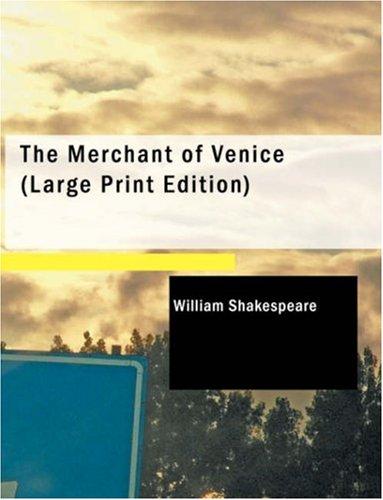 The Merchant of Venice 9781437528909