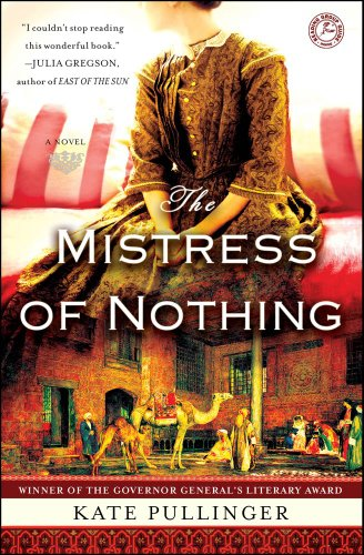 The Mistress of Nothing 9781439195055