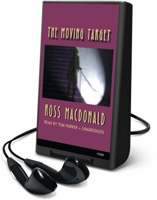 The Moving Target [With Earbuds]