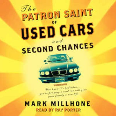 The Patron Saint of Used Cars and Second Chances 9781433289330