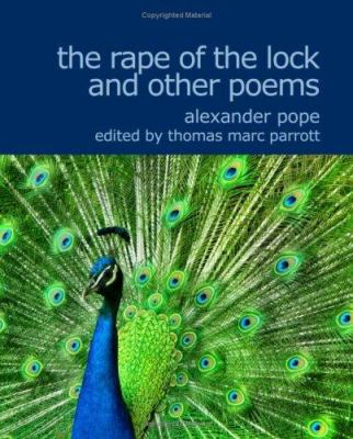 The Rape of the Lock and Other Poems 9781434620682