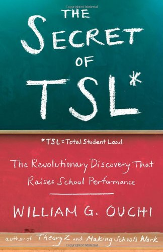 The Secret of TSL: The Revolutionary Discovery That Raises School Performance 9781439121580