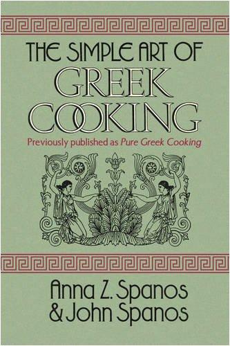 The Simple Art of Greek Cooking 9781436362535