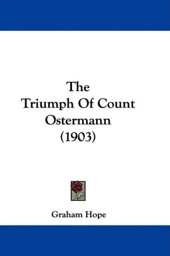 The Triumph of Count Ostermann (1903)