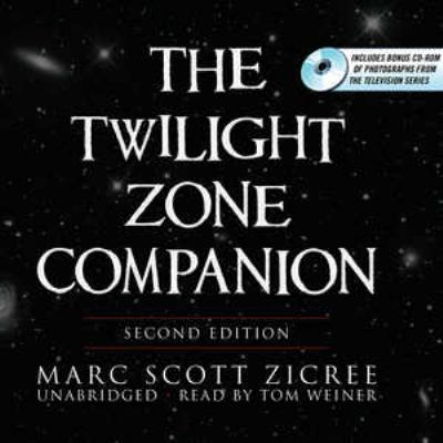 The Twilight Zone Companion [With CDROM] 9781433223426