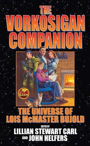 The Vorkosigan Companion 9781439133798