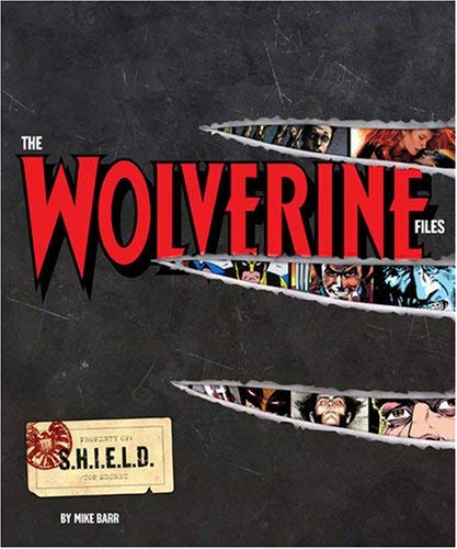 The Wolverine Files 9781439100141