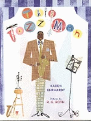 This Jazz Man [With Hardcover Book(s)] 9781430107408