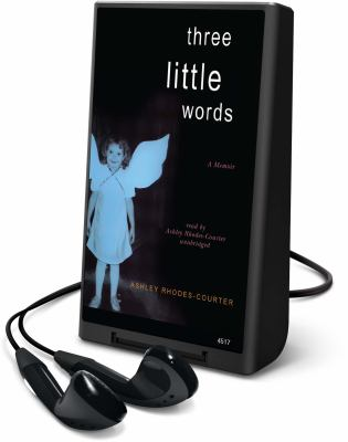 Three Little Words: A Memoir [With Earbuds]