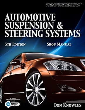 Today's Technichian: Automotive Suspension & Steering 9781435481145