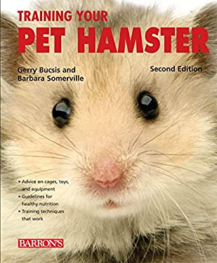 Training Your Pet Hamster 9781438000053