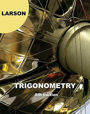 Trigonometry - 8th Edition
