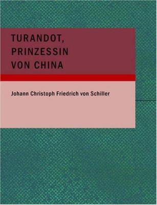 Turandot Prinzessin Von China 9781434609779