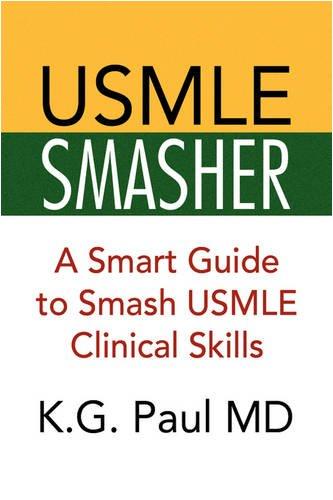 USMLE Smasher 9781436351607