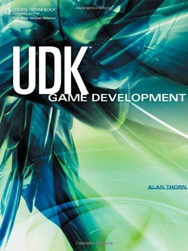 UDK Game Development 9781435460188