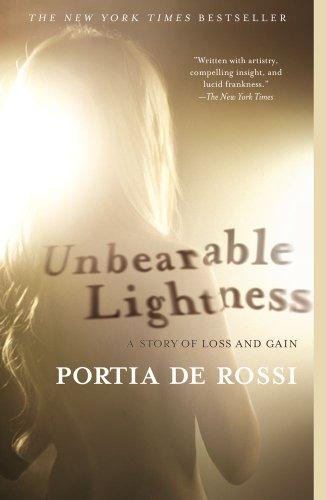 Unbearable Lightness: A Story of Loss and Gain 9781439177792