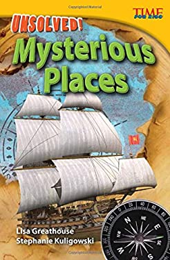 Unsolved! Mysterious Places 9781433348280
