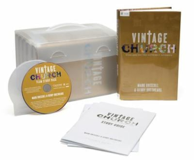 Vintage Church Team Study Pack [With DVD and 5 Study Guides] 9781433513664