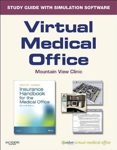 Virtual Medical Office for Insurance Handbook for the Medical Office (User Guide and Access Code) 9781437715088