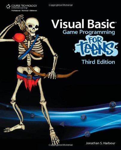 Visual Basic Game Programming for Teens 9781435458109