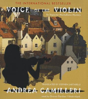 Voice of the Violin: An Inspector Montalbano Mystery 9781433218408