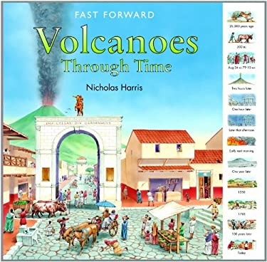 Volcanoes Through Time 9781435828001