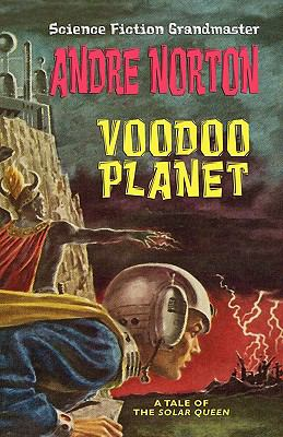 Voodoo Planet [Solar Queen Series] 9781434405050