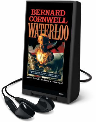 Waterloo: Sharpes Final Adventure [With Earbuds] 9781433269554