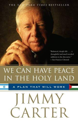 We Can Have Peace in the Holy Land: A Plan That Will Work 9781439140697