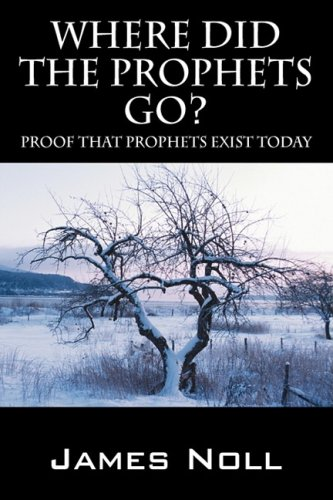 Where Did the Prophets Go?: Proof That Prophets Exist Today 9781432737696