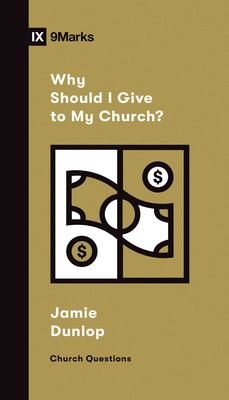 Why Should I Give to My Church? (Church Questions)