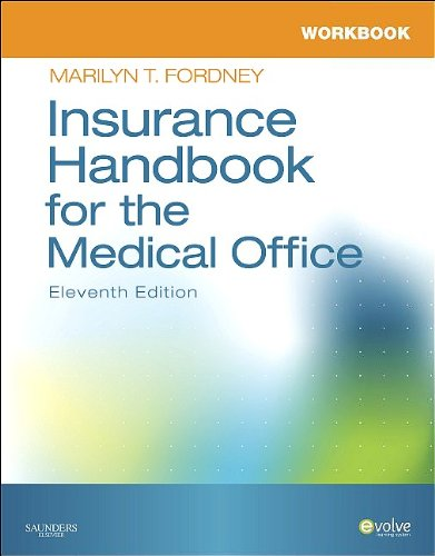 Workbook for Insurance Handbook for the Medical Office 9781437701326