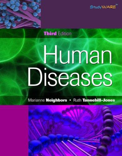 Workbook to Accompany Human Diseases 9781435427532
