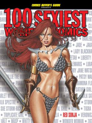100 Sexiest Women in Comics 9781440229886