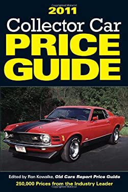Collector Car Price Guide 9781440212857