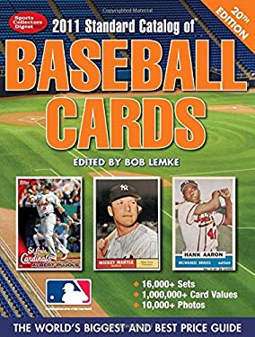 Standard Catalog of Baseball Cards 9781440213717