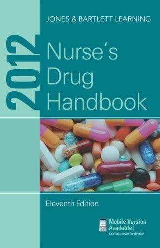 Nurse's Drug Handbook 9781449638641