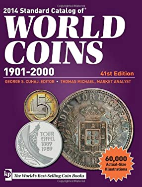 2013 Standard Catalog of World Coins - 1901-2000 9781440235672