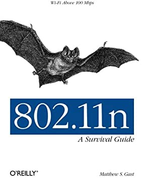 802.11n: A Survival Guide 9781449312046