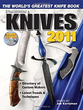 Knives: The World's Greatest Knife Book [With DVD] 9781440211133