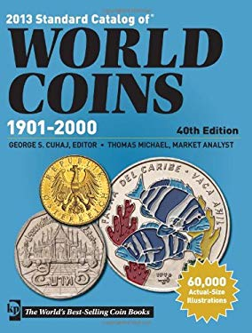2013 Standard Catalog of World Coins - 1901-2000 9781440229626