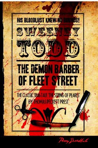 Sweeney Todd: The Demon Barner of Fleet Street 9781440476570