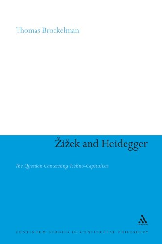 Zizek and Heidegger: The Question Concerning Techno-Capitalism 9781441199294