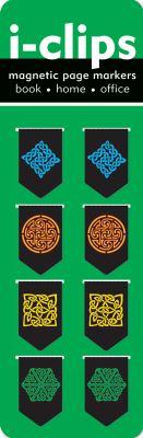 Celtic I-Clips Magnetic Bookmarks 9781441305336