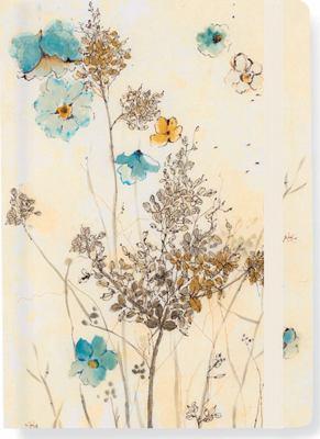 Watercolor Flowers Journal 9781441307484