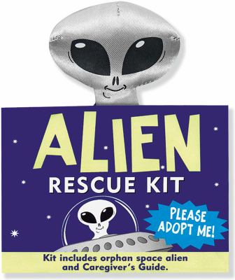 Alien Rescue Kit [With Alien] 9781441308726
